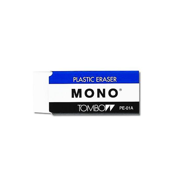 Tombow Mono Plastic Eraser PE-01A