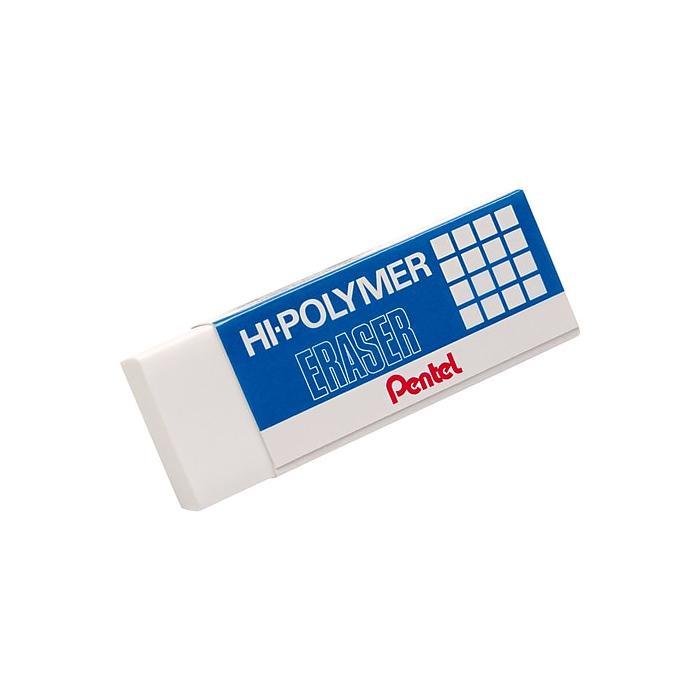 Pentel Hi-Polymer Medium Eraser ZEH05