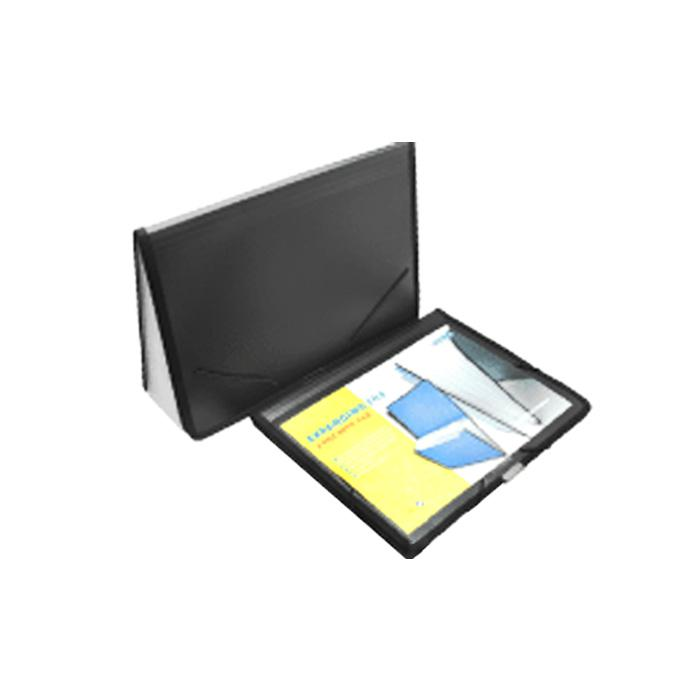 Bindermax Expanding File A4 6 Pockets H02/06