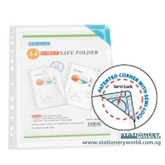 Bindermax 11 Hole Safe Folder A4 W699H