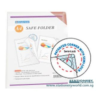 Bindermax Colour Safe Folder A4 W699