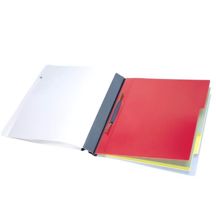 Durable Compartment File Folder 2557