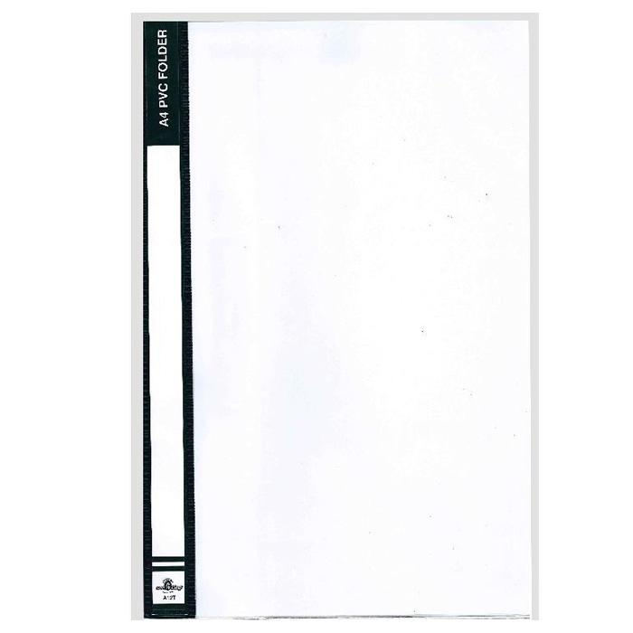 Seaking PVC Clear Quotation Folder A4 A12T