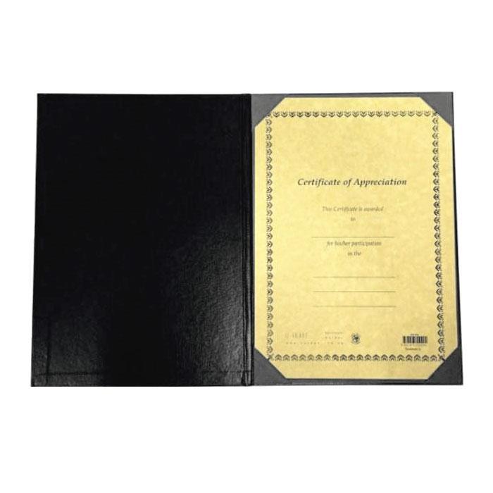 U-Grade Certificate Holder A4 UG-CH