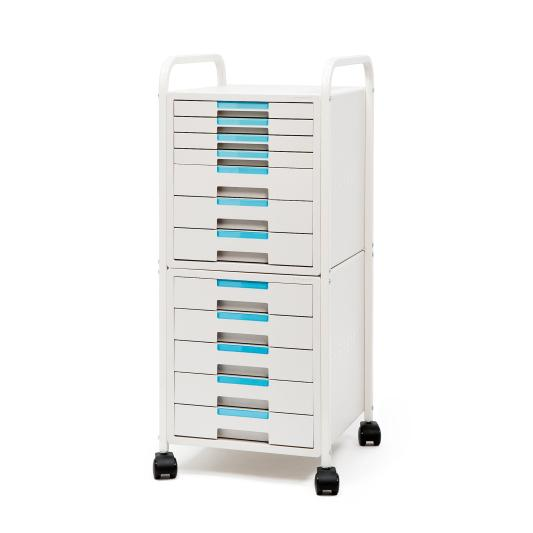 Sysmax System II Movable Cabinet 12 Drawers 1712K