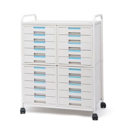 Sysmax System II Movable Cabinet 20 Drawers 1720K