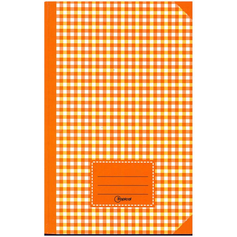 Hardcover Book Foolscap Size 120 Pages