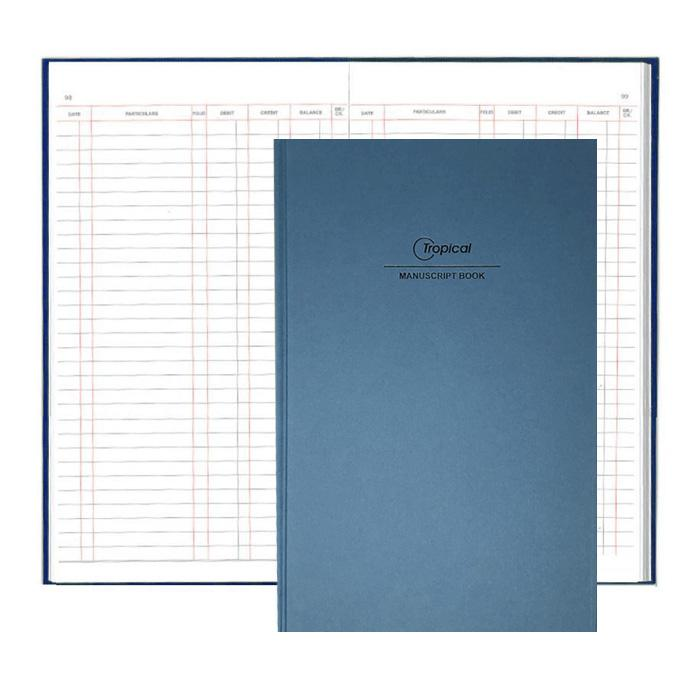 Hardcover Book Foolscap Size 3 Columns 300 Pages