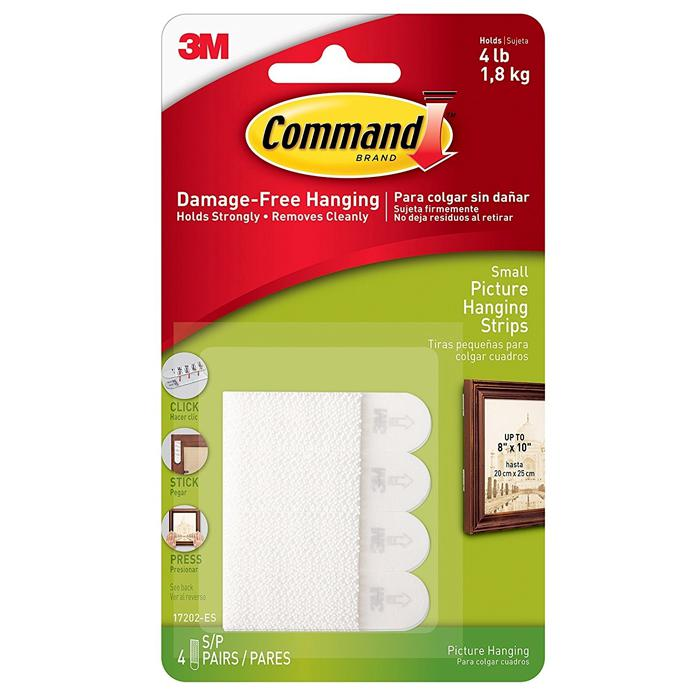 3M Command Picture Hanging Strip 17202ANZ