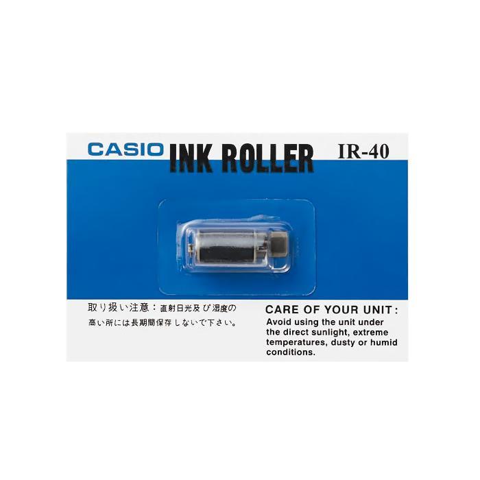 Casio Ink Roller for Calculators IR40 Black