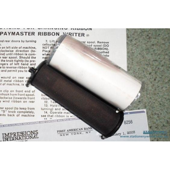 Paymaster Ribbon For Cheque Writer