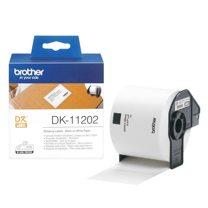Brother Shipping Label DK-11202