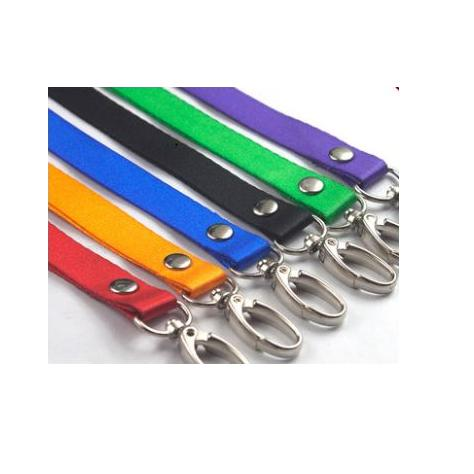 Lanyards with Clip 15mm Pack of 10