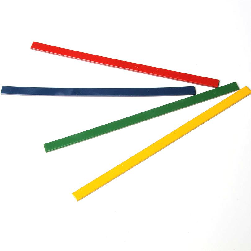 Magnetic Colour Strips 8 Inch Pack of 6
