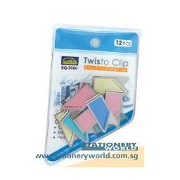 Suremark Twisto Paperclips SQ-3000