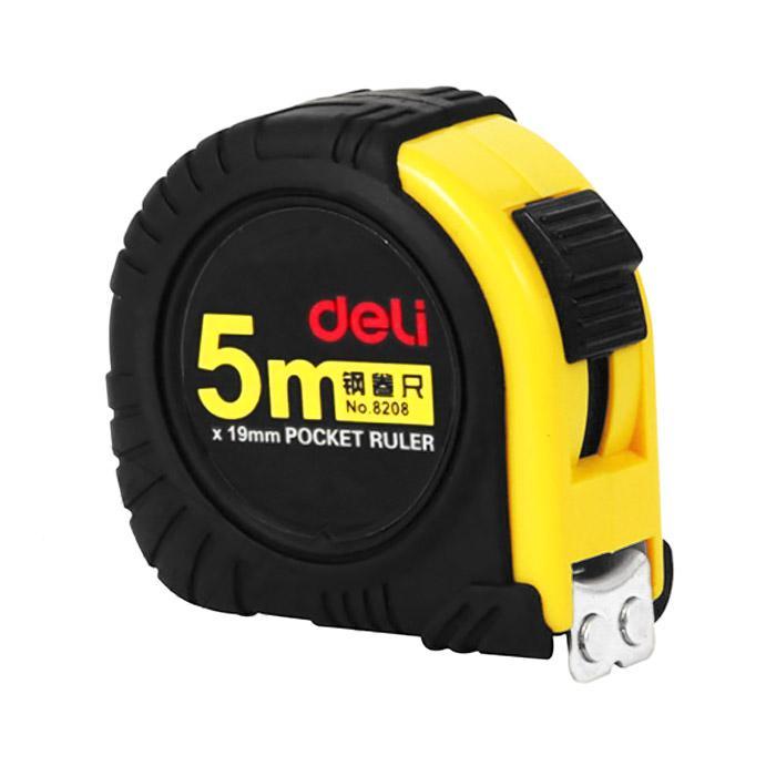 Deli Measuring Tape 5 Meter 8208