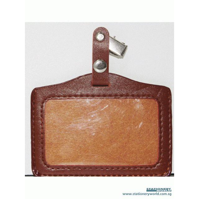 PVC ID Card Holder Horizontal