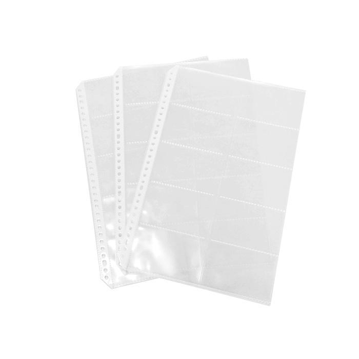Bindermax Name Card File Refill Pack of 10 30981R