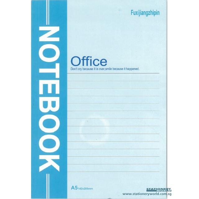 Soft Cover Notebook A5 A260