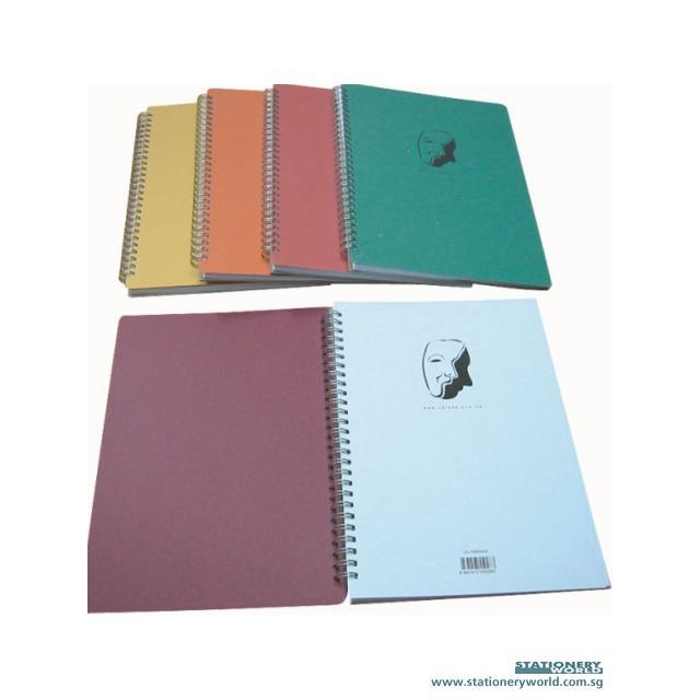 U-Grade S-Man Ring Notebook A4 RBA4SM