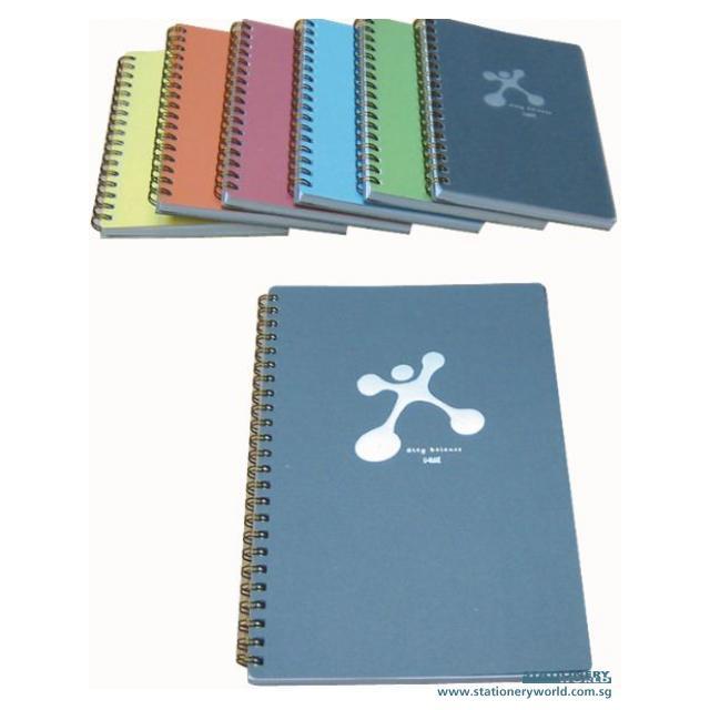 U-Grade iNote Ring Notebook A4 SA-RBA4I