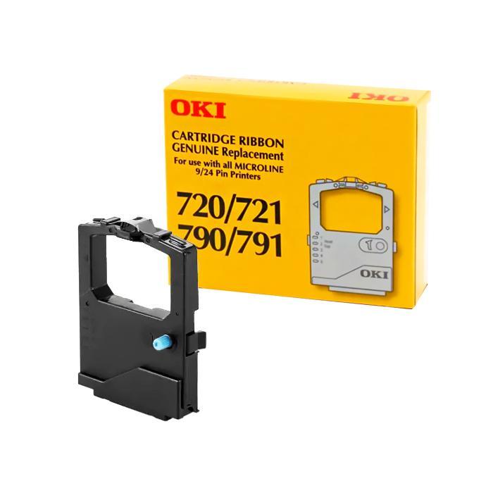 OKI Ribbon Cartridge 720/721/790/791