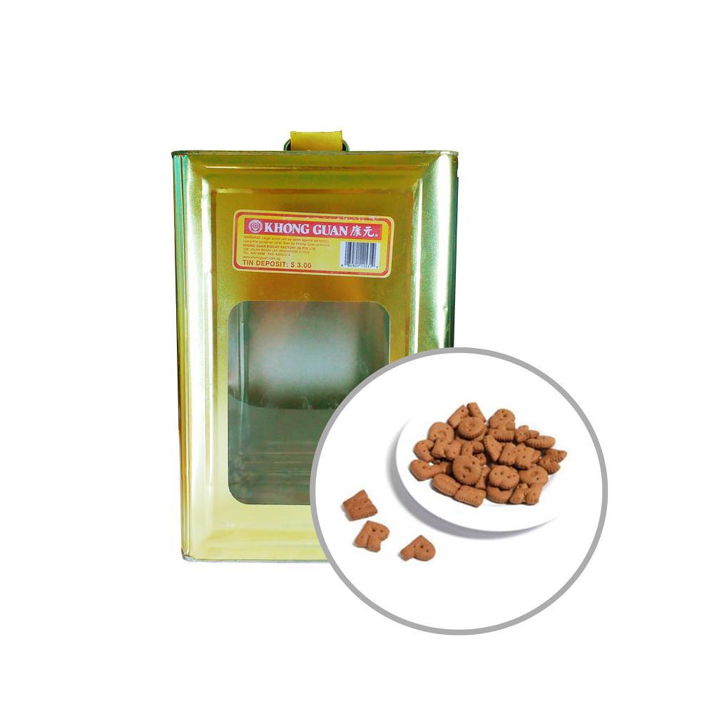 Khong Guan Biscuits Chocolate ABC 3.5kg Tin