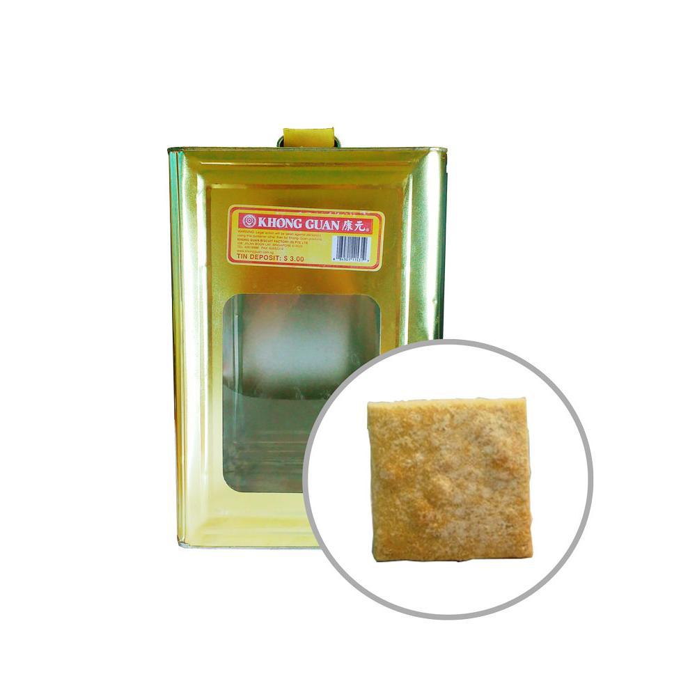 Biscuits Coconut Crackers 3kg Tin