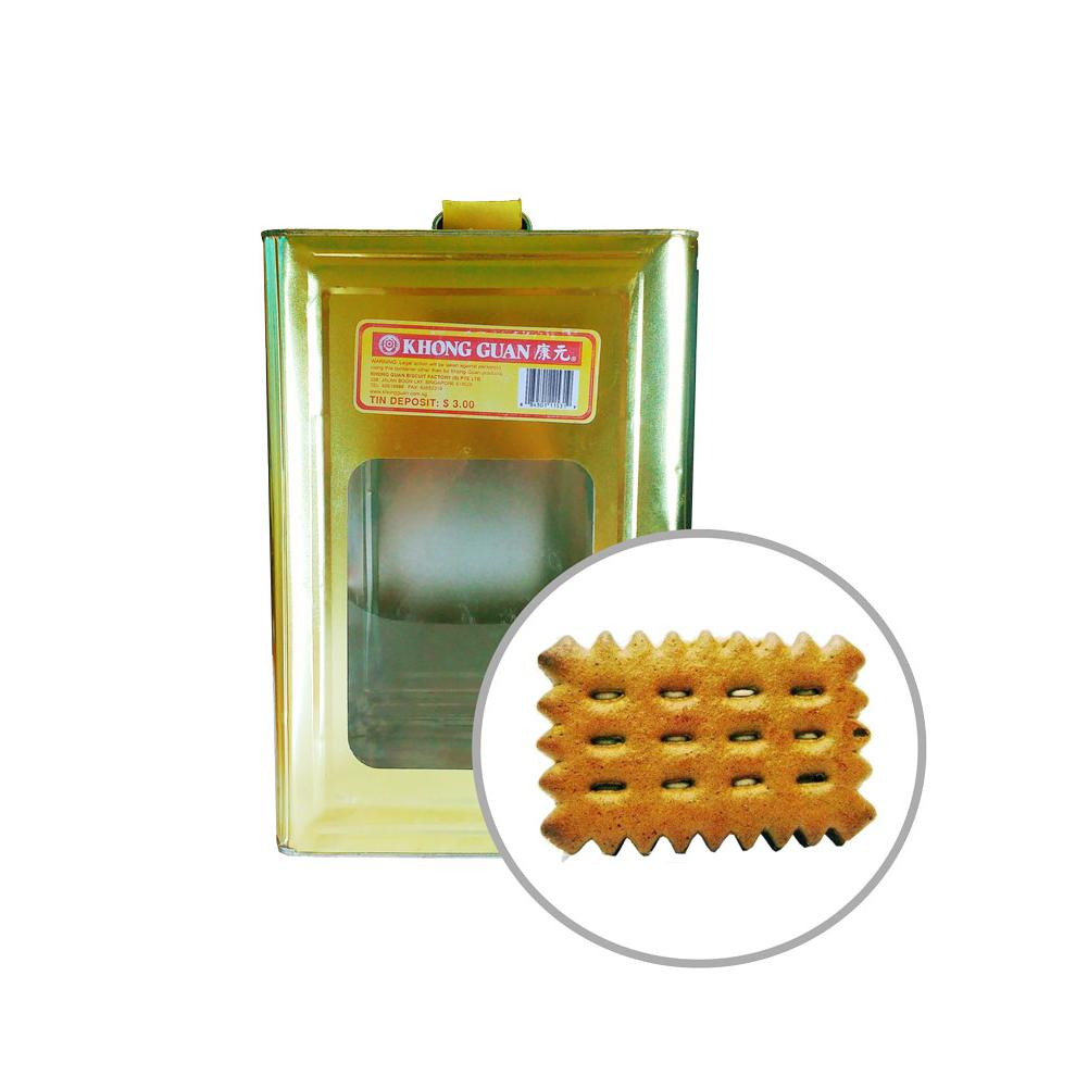 Khong Guan Biscuits Tiramisu Coffee 4kg Tin