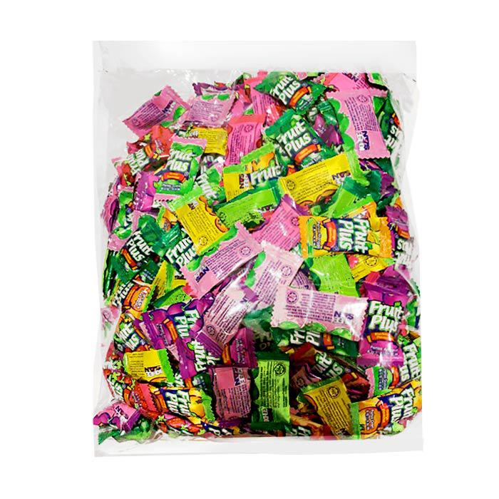 Fruit Plus Chewy Candy Assorted 1kg