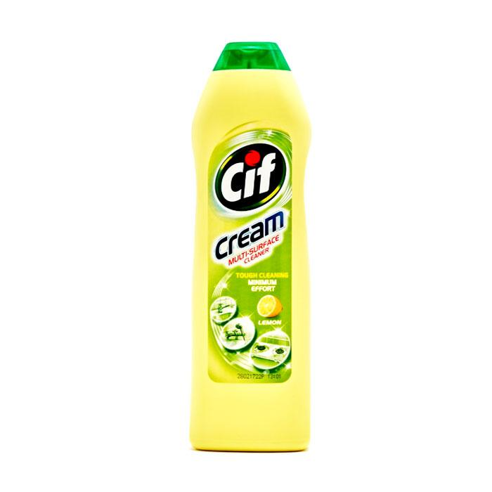 Cif Cream Lemon Multipurpose Cleanser 500ml