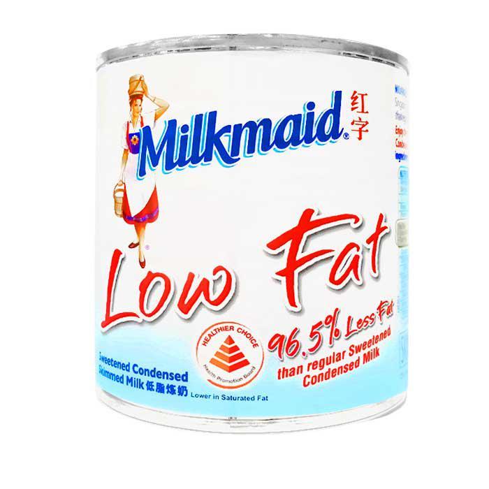 Milkmaid Low Fat Condensed Milk 392g