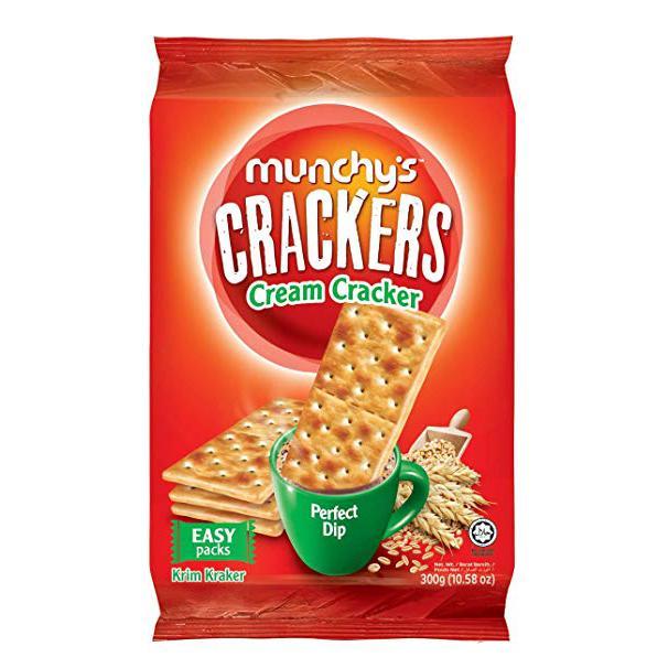 Munchy's Cream Crackers 300g