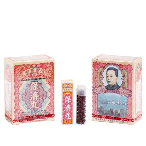 Chinese Medicine Po Chai Pills
