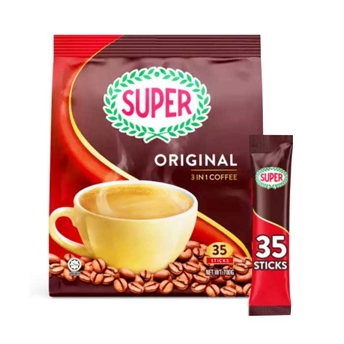 Super 3 in 1 Instant Coffee Regular
