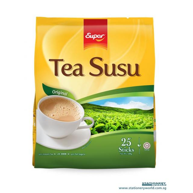 Super 3 in 1 Tea Susu Pack of 25