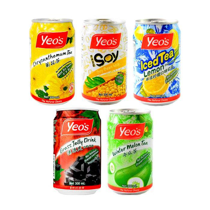Yeo's Can Drink 300ml x 24