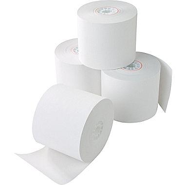 Paper Roll for Calculator 13.25 Inch 44mm