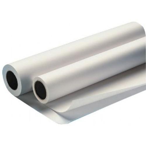 AO Plotter Paper Roll 841mm x 50M x 2 Inch Box of 2