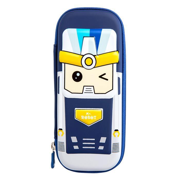 Deli Pencil Box Robot Design 66854