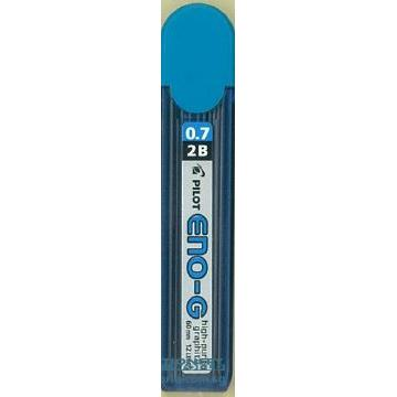 Pilot Mechanical Pencil Lead 2B 0.7mm ENO-G