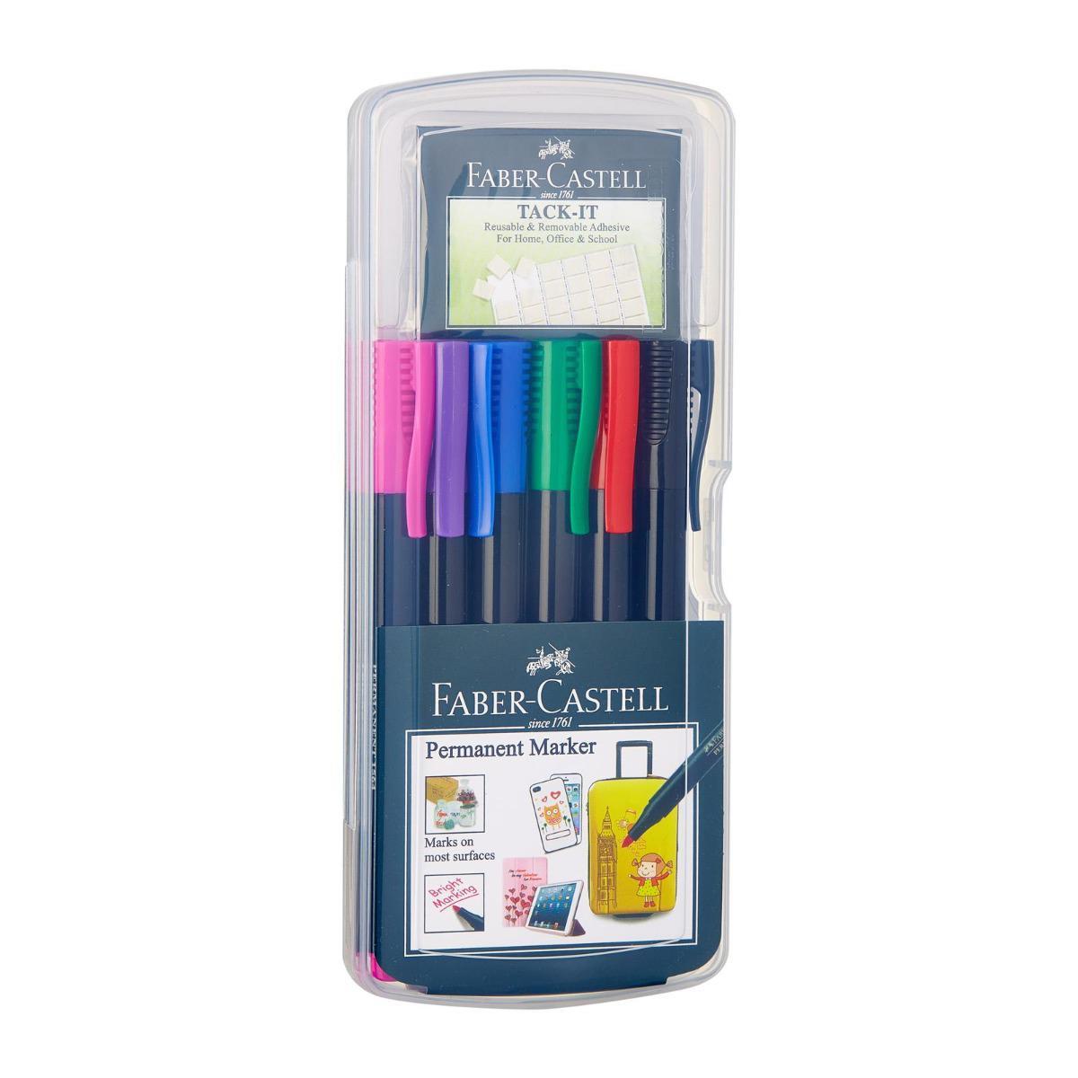 Faber-Castell Permanent Marker 1564 Slim MK156477