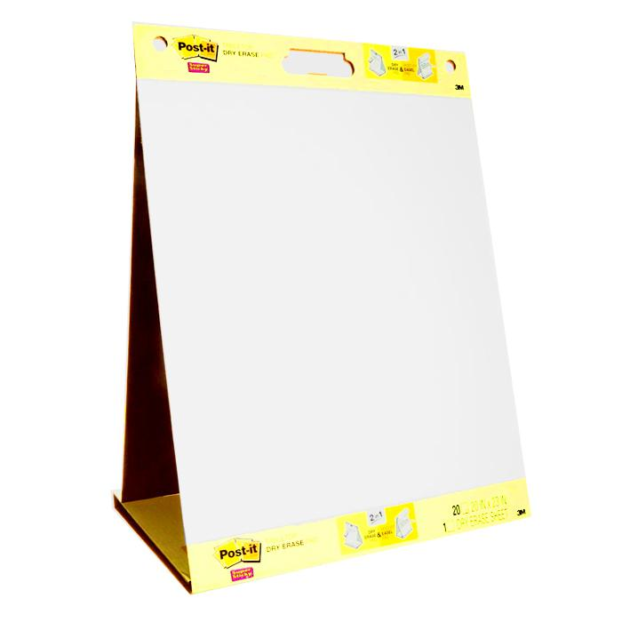 3M Post It Table Top Easel Pad 20 x 23 inch 563DE