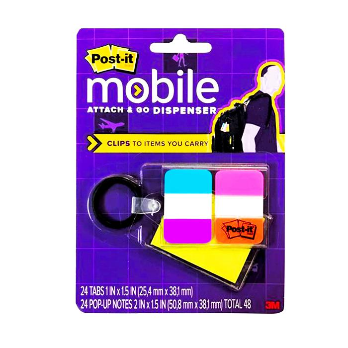 3M Post-it Pop Up Notes Attach and Go Dispenser PM-KC1