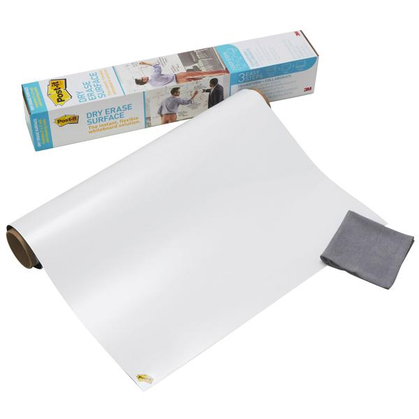 3M Post-it Dry Erase Surface DEF3X2