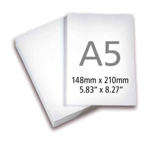 Photocopy Paper White 70gsm A5