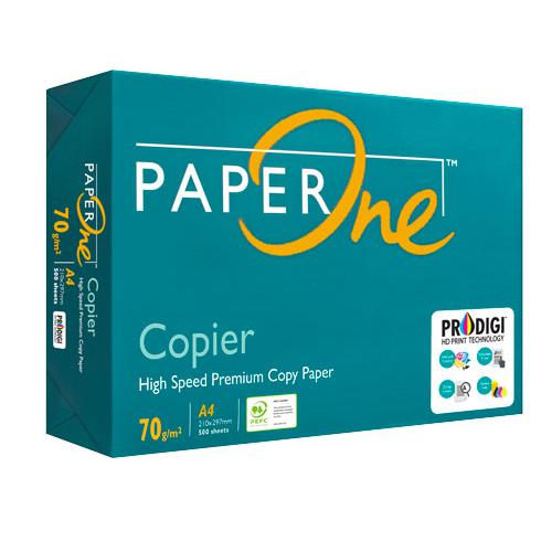 PaperOne Copier Paper 70gsm A4