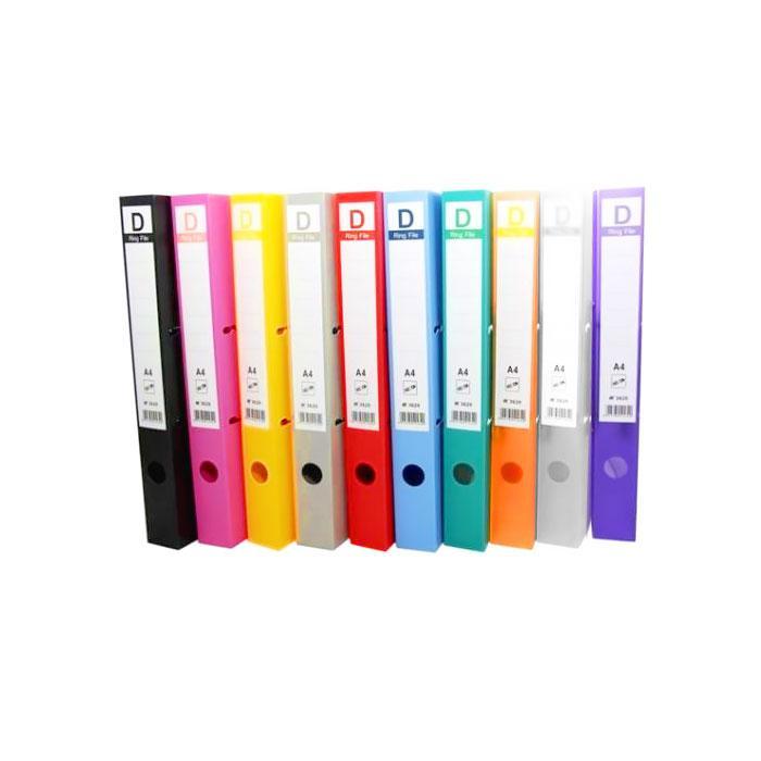 HK PP Ring File A4 1.5 Inch HK3620