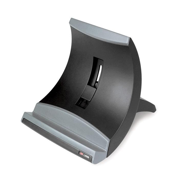 3M Vertical Notebook Laptop Riser Stand LX550