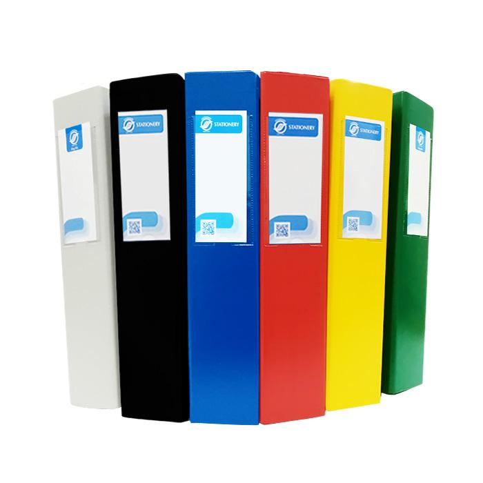 PVC 4 D Ring File A4 2.5 Inch